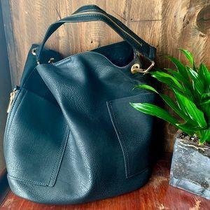 Handbags - NEW - Sexy black bucket bag ❤️
